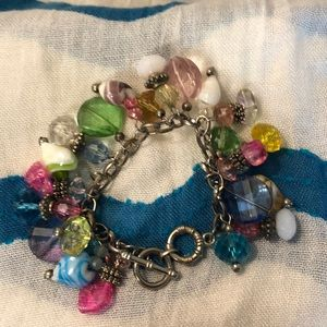 unknown Jewelry - Beautiful Beaded Bracelet